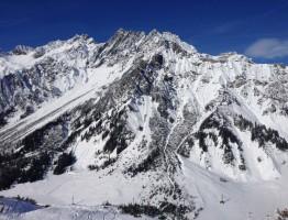 TFP's un crediski dans le tyrol autrichien