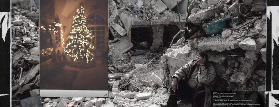 Christmas in Yemen – Igor Dobrowolski
